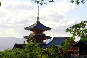 The Pagoda @ Kiyomizu