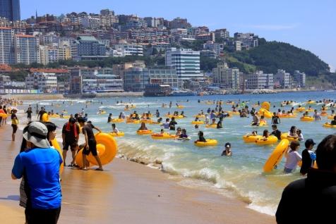 The Beach in Busan