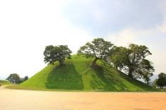 A Tomb in Gyeongju