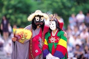 The Masks of Andong