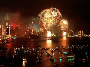 Fireworks were Invented in China during the 7th Century