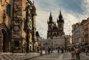 Prague - The Only European City to Avoid WWII Bombings