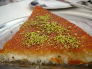 My Favorite Turkish Dessert