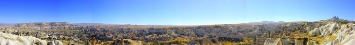 The Splendor of Cappadocia