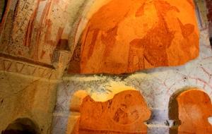 Cave Chapel (circa 800 AD)