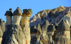 Fairy Chimneys or Hoodoos
