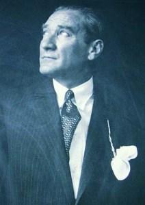 Mustafa Kemal Ataturk (b. 1881 - d. 1938)