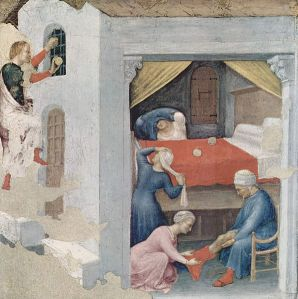 The Dowry of the Three Daughters