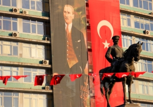 Largest Statue of Ataturk in Ankara