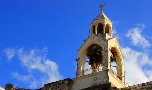 Church of the Nativity Steeple - Bethlehem