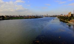The River Runs Through the City Center