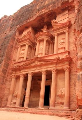 The Petra Treasury