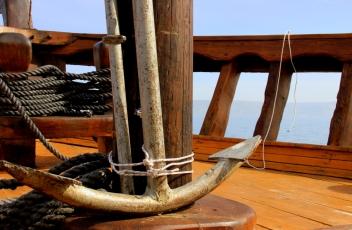 Galilean Fishing Boat