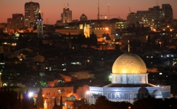 Jerusalem by Night