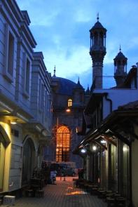 Central Dome and Minaret (Konya)
