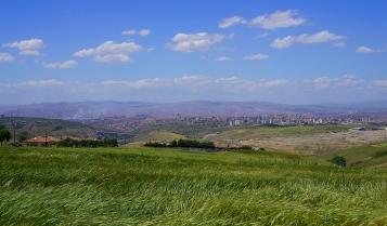 The Hills around Ankara!