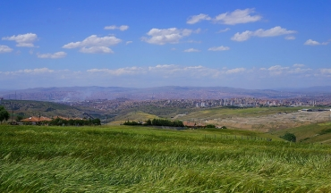 The Hills around Ankara!