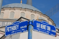 Ankara, Turkiye - Our Friendly Neighborhood Mosque