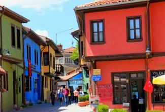 Eskisehir, Turkiye - Traditional Architecture