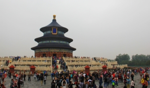 Temple of Heaven - Hall of Prayer of Good Harvests