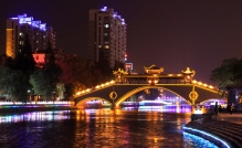 A Bridge Over the River Yangtze