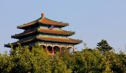 Jingshan Park Pavilion - Beijing