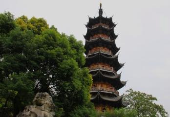 Longhua Temple Pagoda - Shanghai