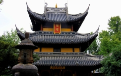 Bell and Drum Tower - Longhua Temple