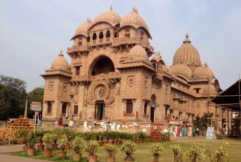The Belur Math Shrine