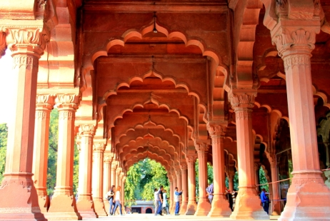 Red Fort - Delhi, India