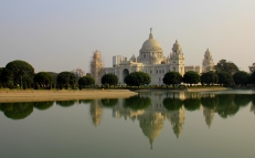 The Victoria Memorial - Kolkata, India