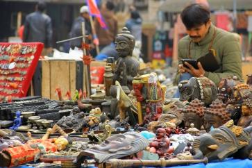 Durbar Square vendors