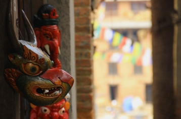 Newari Masks