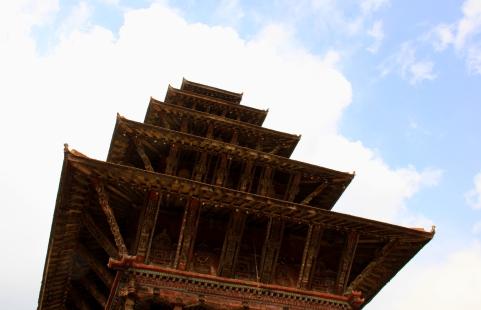 Taumadhi Tole - Bhaktapur, Nepal