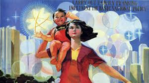 Chinese Propaganda for the One-Child Policy