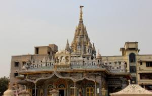 Jain Temple in Kolkata, India