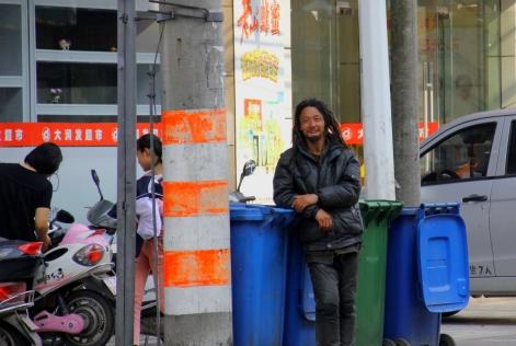 This guy (we call him Dreds) is Taoyuan's Mascot!