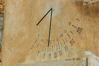 Medieval Sundial
