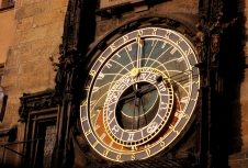 Prague, Czech - Astronomical Clock