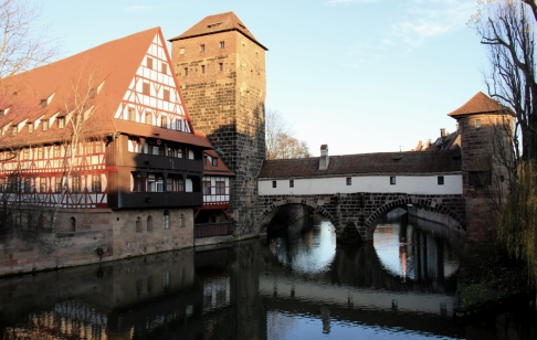 Nuremberg, Germany - Oldest Hotel in Town
