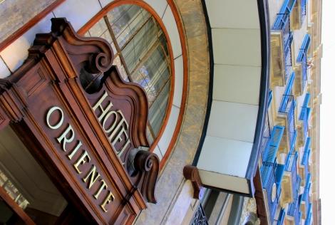 Barcelona - Our Hotel along Las Ramblas