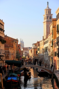 A Not-So-Grand (but still very lovely) Canal in Venice