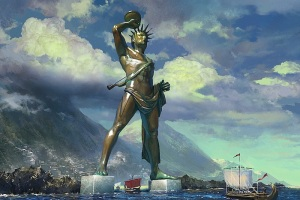 The Fabled Colossus of Rhodes
