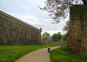 The Walls of Pamplona