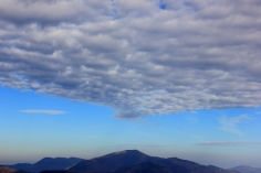 More Clouds over Pamplona