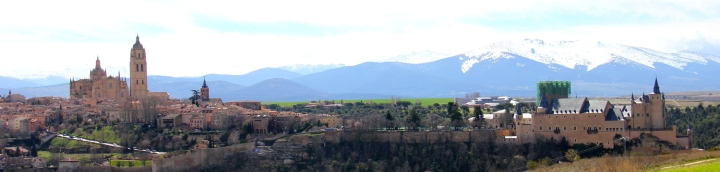 The Village of Segovia