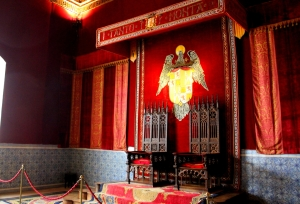 Alcazar's Throne Room