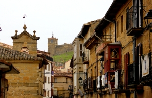 The Village of San Vicente de la Sonsierra
