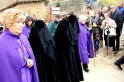 The Three Women who Accompanied Christ along the Via Dolorosa