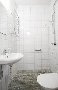 What's Missing from this Picture? The Shower! It's just a Bathroom!